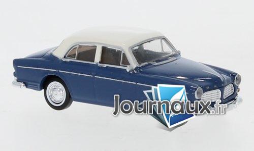 Volvo Amazon, bleu/blanc - 1956