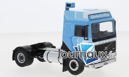 Volvo F12 Globetrotter, weiss/blau - 1981