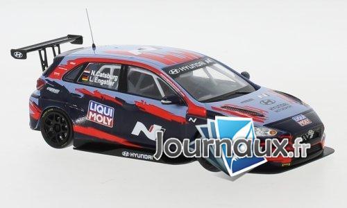 Hyundai i30 N TCR, Engstler Hyundai N Liqui Moly Racing Team, WTCR - 2020
