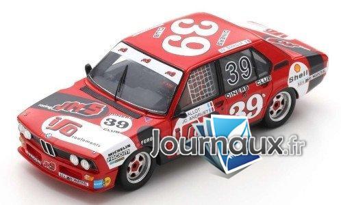 BMW 530i (E12), No.39, JMS Racing Team, 24h Spa Francorchamps - 1980