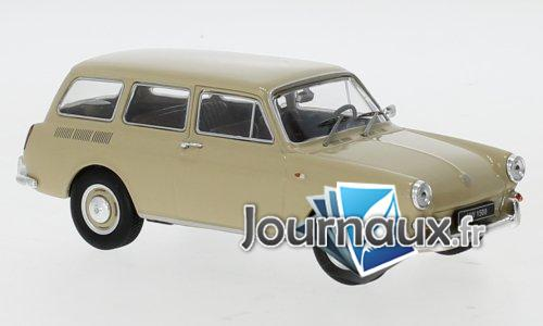 VW 1500 Variant (Typ 3), beige - 1962