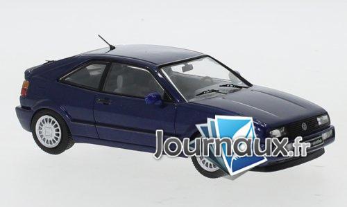 VW Corrado G60, metallic-blau - 1989