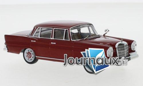 Mercedes 220 SE (W111), rouge - 1959