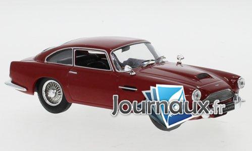 Aston Martin DB4 Coupe, rot, RHD - 1958