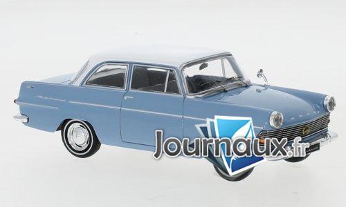 Opel Rekord P2, bleu clair/blanc - 1961