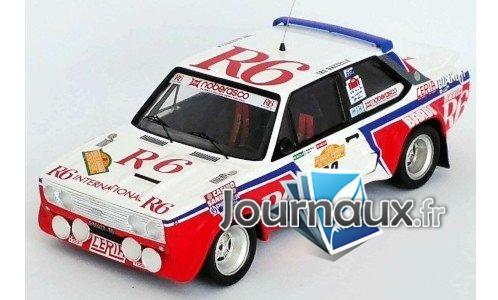 Fiat 131 Abarth, No.36, R6, Rallye WM, Rally San Remo - 1982