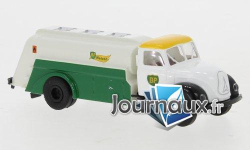 Magirus Mercur camion-citerne, BP - 1952