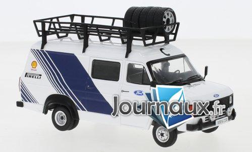 Ford Transit MkII, Ford Motorsport - 1986