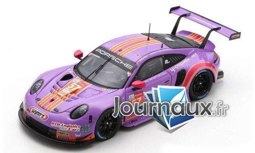 Porsche 911 RSR, No.57, Team Project 1 - 4 Horsemen Racing, 24h Le Mans - 2020