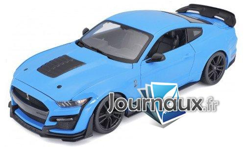 Ford Mustang Shelby GT500, bleu - 2020