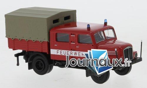 IFA S 4000-1  Truppwagen, pompiers - 1960