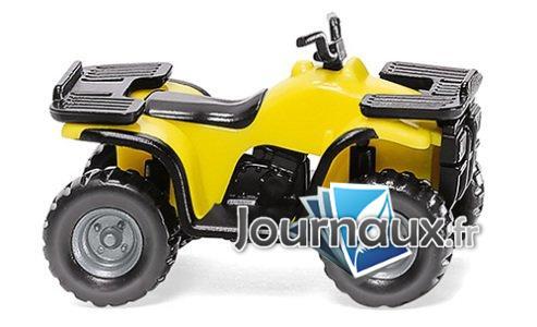 - All Terrain Vehicle, jaune