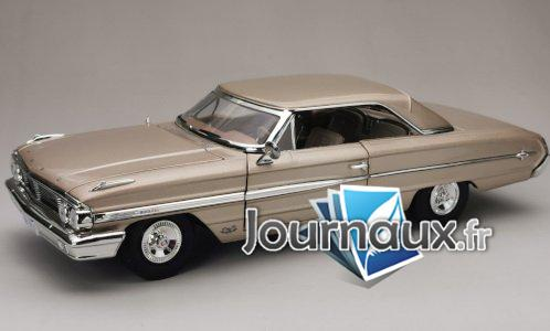 Ford Galaxie 500 XL Hardtop, metallic-beige - 1964