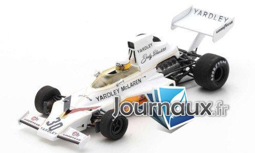 McLaren M23 Ford, No.30, Yardley Team McLaren, Formel 1, GP Großbritannien - 1973