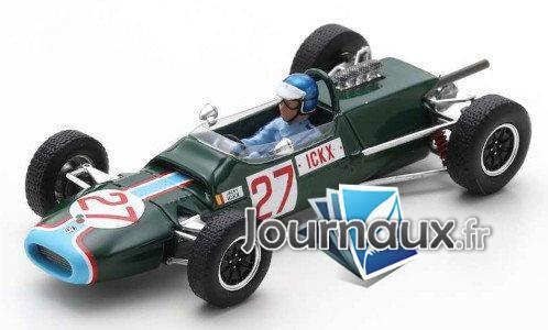 Matra MS5, No.27, Formel 2, GP Allemagne - 1966