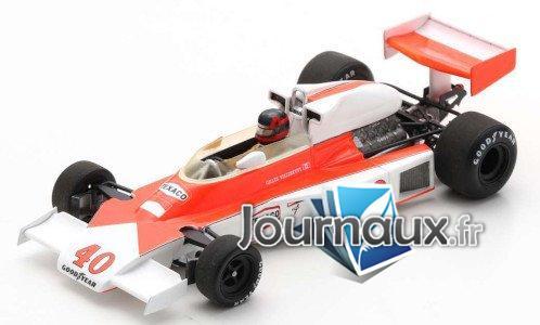 McLaren M23, No.40, Marlboro Team McLaren, Formel 1, GP Großbritannien - 1977