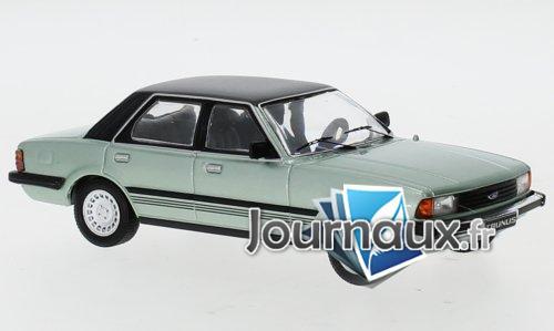 Ford Taunus (TC3) Ghia, metallic-hellgrün/schwarz - 1983