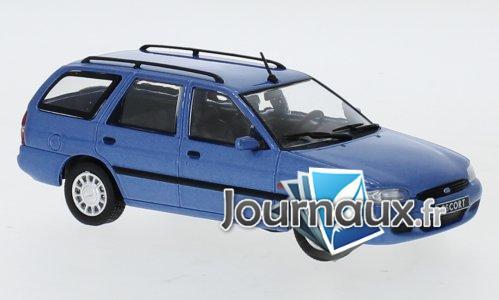 Ford Escort Mk VII Turnier, metallic-blau - 1996