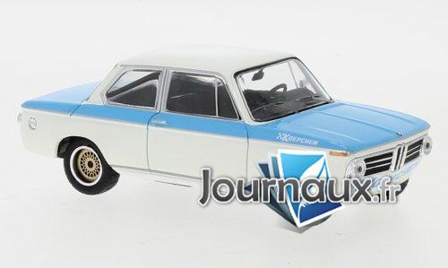 BMW Koepchen 2002 Tii, blanche/blau - 1974