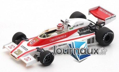 McLaren M23 Ford, No.29, Liggett Group / B&S Fabrications, Chesterfield, Formel 1, GP Österreich - 1978