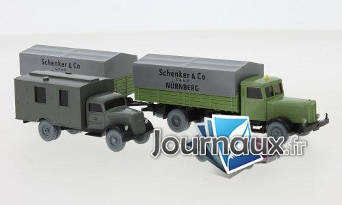 Set Wiking-Verkehrs-modèles 97