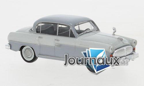 Sachsenring P 240, gris clair/gris - 1956