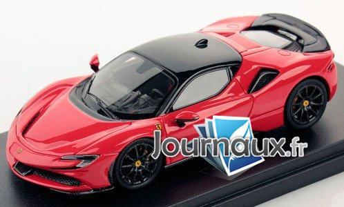 Ferrari SF90 Stradale, rot/noire