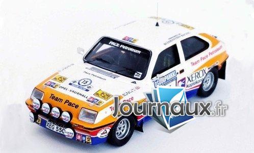 Vauxhall Chevette HSR, RHD, No.15, Rallye WM, 1000 Lakes Rally - 1982
