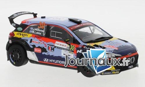 Hyundai i20 R5, No.30, Rallye WM, Rallye Sardinien - 2020
