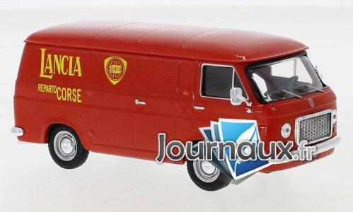 Fiat 238 Van, Lancia Service - 1972