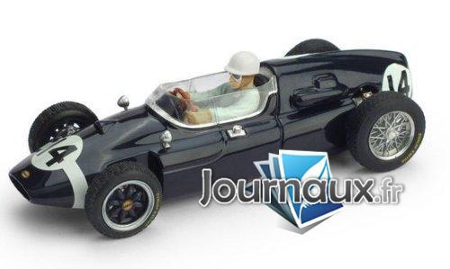 Cooper T 51, No.14, Formel 1, GP Italie - 1959