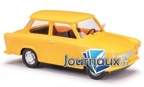 Trabant P601 Limousine, Orange clair - 1975
