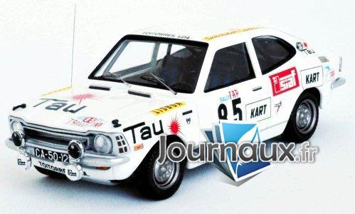 Toyota Corolla 1200, No.85, Rallye WM, Rally Portugal - 1973