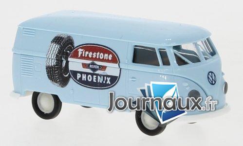 VW T1b Van, Phoenix Reifen - 1960