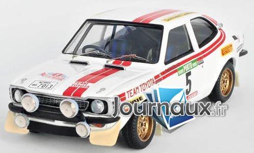 Toyota Corolla Levin, RHD, No.5, Team Toyota, Rallye WM, Rallye Portugal - 1975