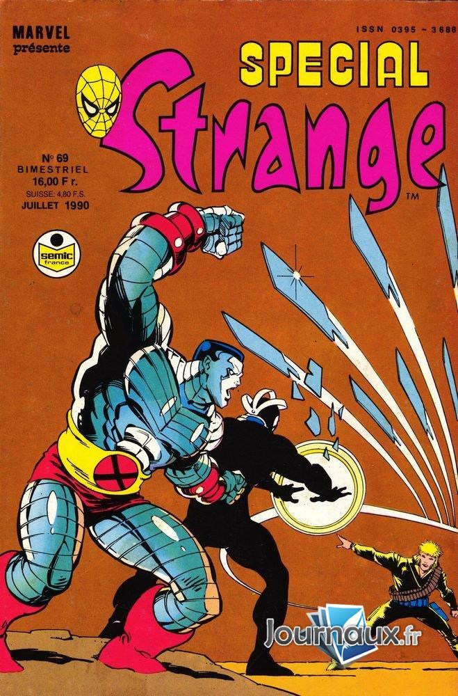 Special Strange du 07-1990