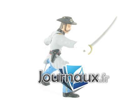 Officier sudiste au sabre