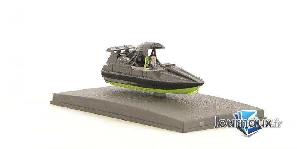 PROMO - Q Boat - Le Monde ne suffit pas ( 007 )