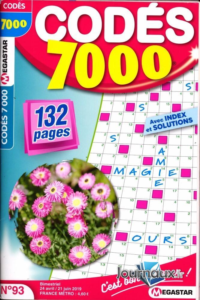PROMO MG Codés 7000