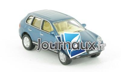 Porsche Cayenne Turbo (Promotion)
