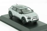 Citroën C4 Cactus 2018 Aluminium / Black
