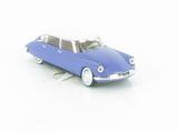 Norev Citroën DS 19 1959 Delphinium Blue