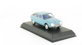 Citroen GS 1971 camargue blue