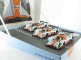 Aston Martin LMP1 - Le Mans 2009 N°7 - 8 - 9