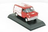 Norev Ford Transit 1965 Red