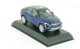 Norev Mercedes-Benz GLE Coupé 2015 Blue Metallic