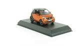 Smart Fotrwo Cabrio 2015-Orange/Black Gloss