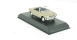 Norev Peugeot 204 Cabriolet 1967 Beige Metallic