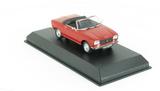 Norev Peugeot 304 Cabriolet S 1973 Red