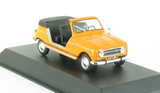 Renault 4L Plein Air Orange - 1968